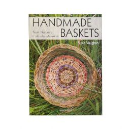 Handmade baskets book